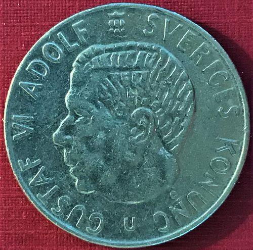 Sweden - 1973 - 1 Krona
