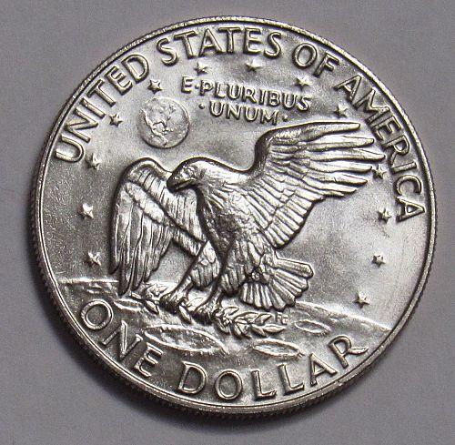 1978 P Eisenhower Dollar in BU