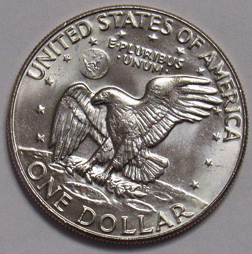 1978 D Eisenhower Dollar in BU