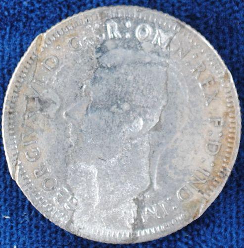 1942 Australia Shilling