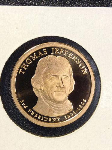 2007 S Thomas Jefferson