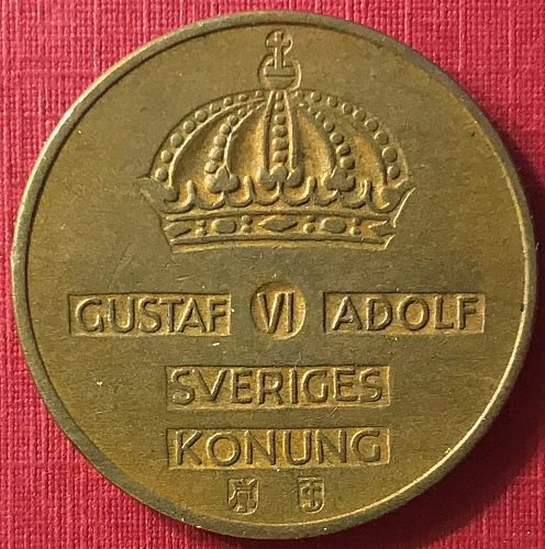 Sweden - 1960 - 5 Ore