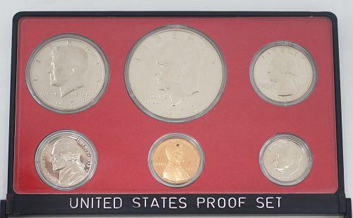 1973 S United States Proof Set ref#1