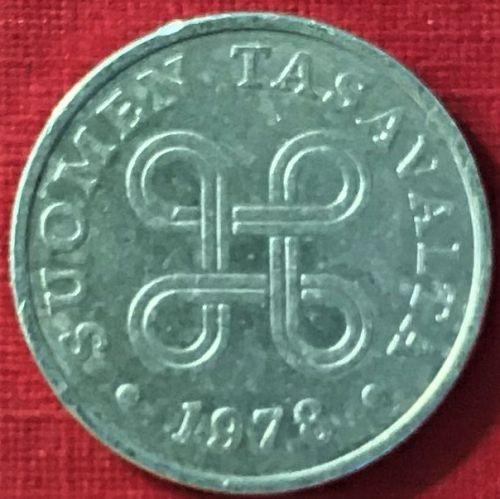 Finland - 1978 - 1 Penni [#3]