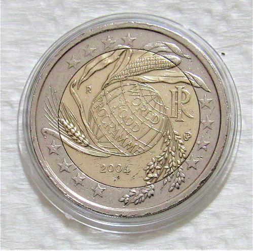 2004 Italy Commemorative 2 Euro