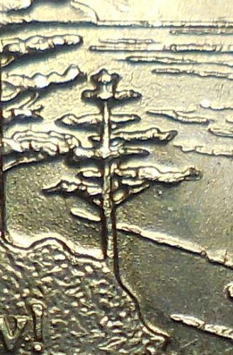 An Unusual 2005-D Jefferson Nickel