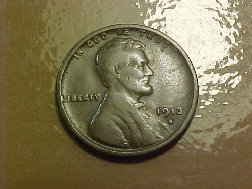 1913 S LINCOLN CENT       ao31