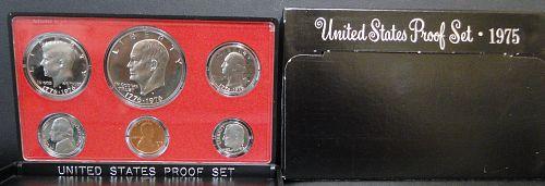 1975-S United States Proof Set