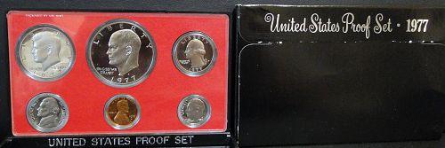 1977-S United States Proof Set