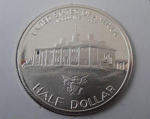 1982 S Proof Washington Commemorative Silver Half Dollar (82COM1)