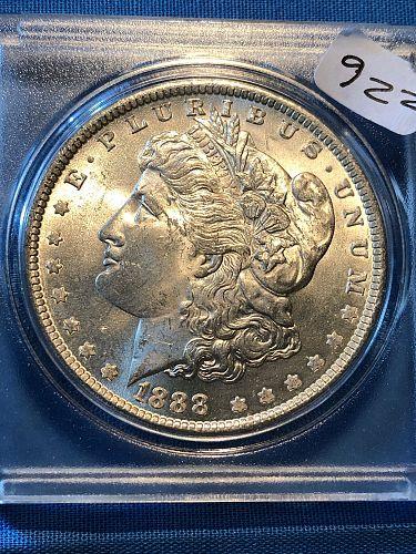 Morgan Dollar 1888-P