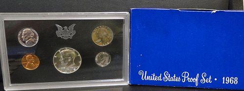 1968-S United States Proof Set