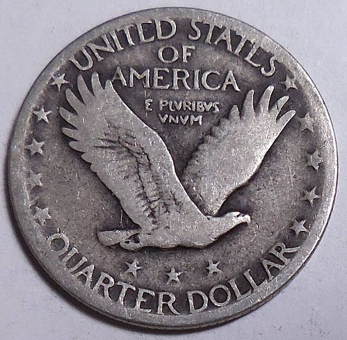 Standing Liberty Quarter 1929-P