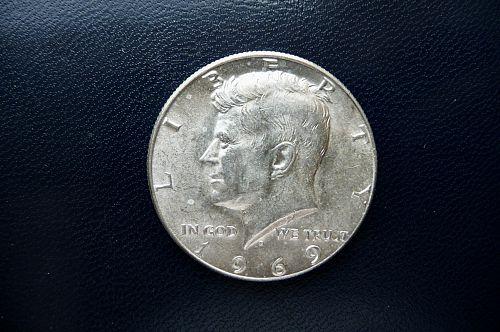 1969-D Kennedy Half Dollar