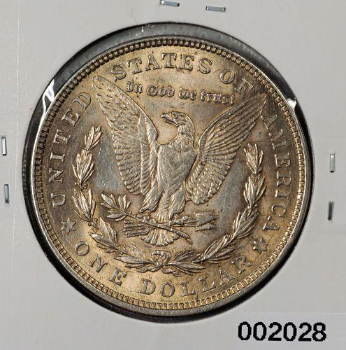 1921 Morgan $1