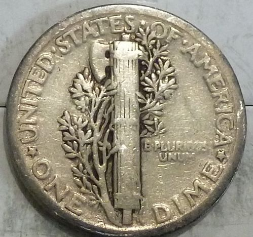 1920-P FINE Mercury Dime   ( 275-E)