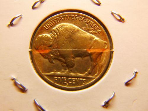 1936 S Buffalo Nickels