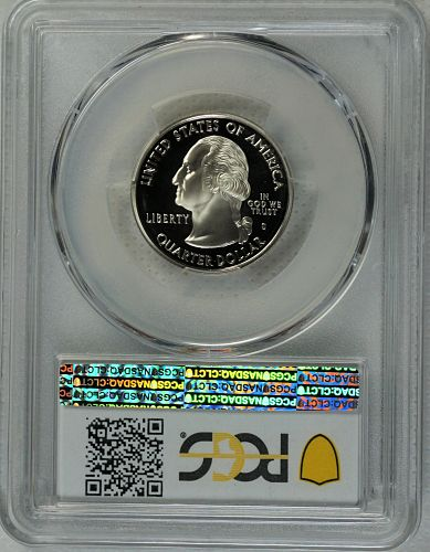 2006 S Nevada State Quarter ==>Silver Proof<==