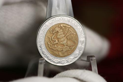 Mexico 1992  1 New Pesos