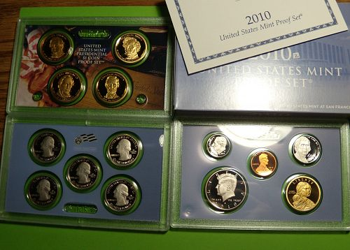 2010S Proof Set  2010SPC-2