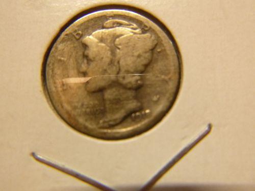 Dimes >> Mercury >> 1917-S