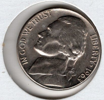 1963 D Jefferson Nickels -#5e10