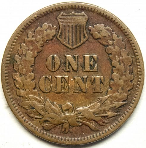 1905 P Indian Head Cent #33