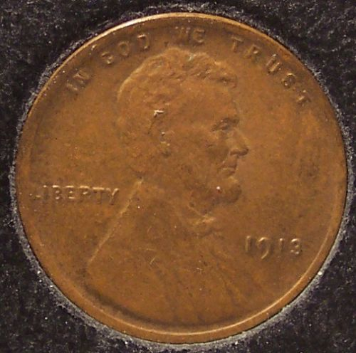 1913 Lincoln Wheat Back Penny UNC BN #0057