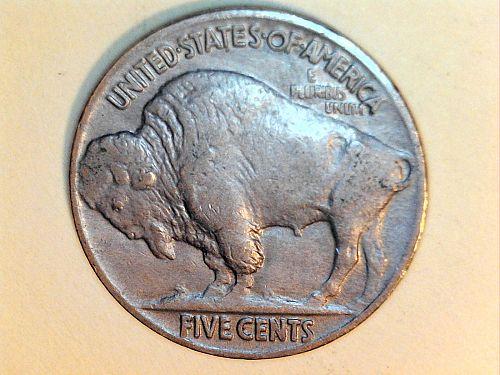 1935 P Buffalo Nickel--XF (price dropped 8/16/21)