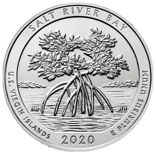 2020  S  SALT RIVER BAY   QUARTER