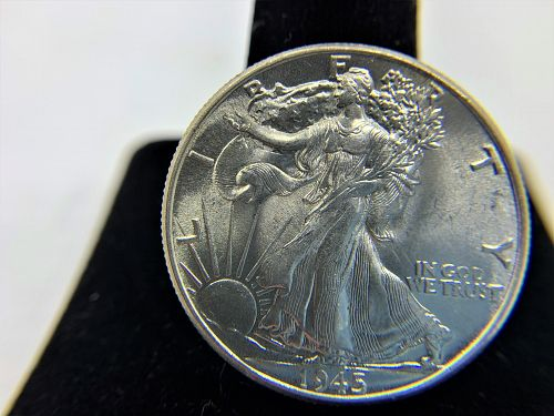 Choice 1945 Walking Liberty Half Dollar - Reduced Price