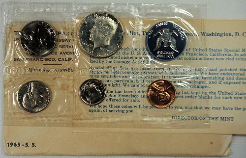1965 SMS Mint Set