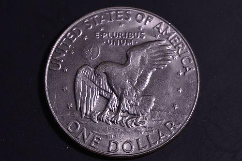 1974-D Mint Silver Eisenhower Dollar