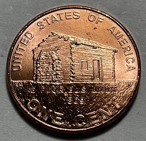 2009 Lincoln Memorial Cent : Birth and Early Childhood Kentucky 3714