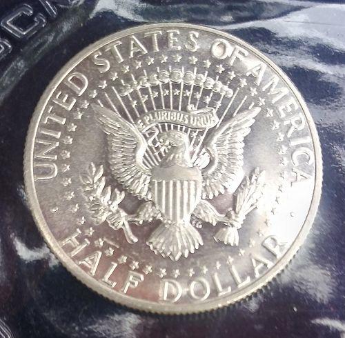 1964 SILVER Kennedy Proof-Like GEM 💎 PLUS Half-Dollar Coin