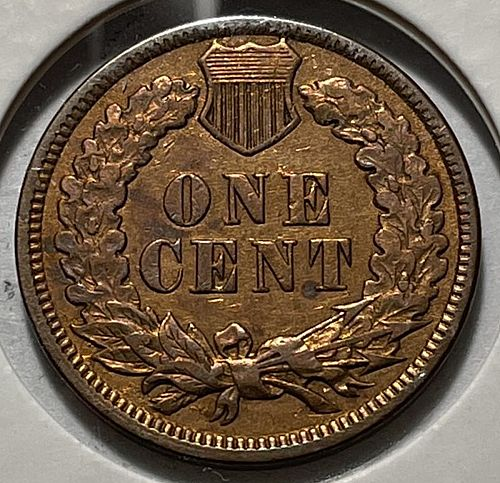 1889 Indian Head Cent. 3912