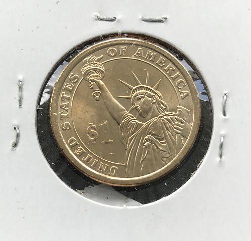 2008-D Uncirculated Presidential Dollar Coin---Martin Van Buren (0604-6)