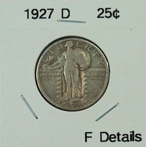 1927 D Standing Liberty Quarter ***Rare Key Date***