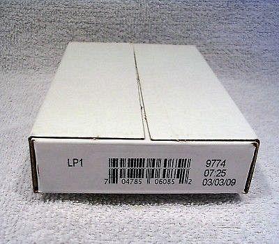 """2009 P,D 1C 50 Piece Rolls Lincoln Cents, LP1 """"Log Cabin"""" (BU)"""