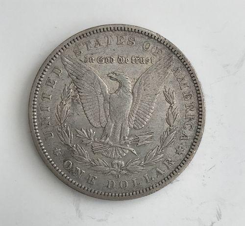 1899 O Morgan Dollar  (0121-1)