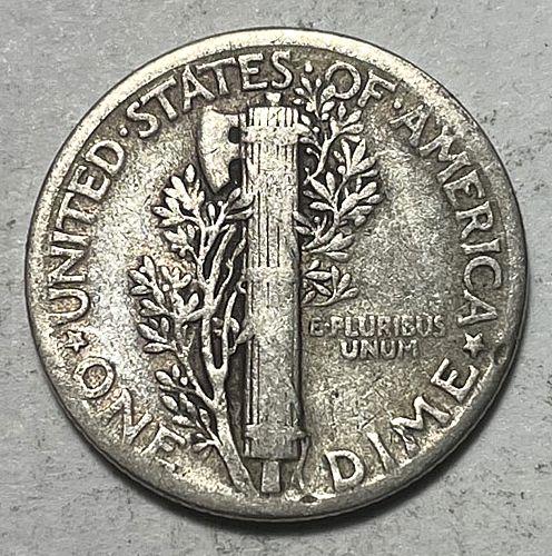 1940 Mercury Dimes 31044