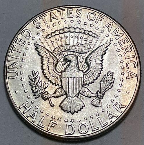 1964 Kennedy Half Dollars 31122