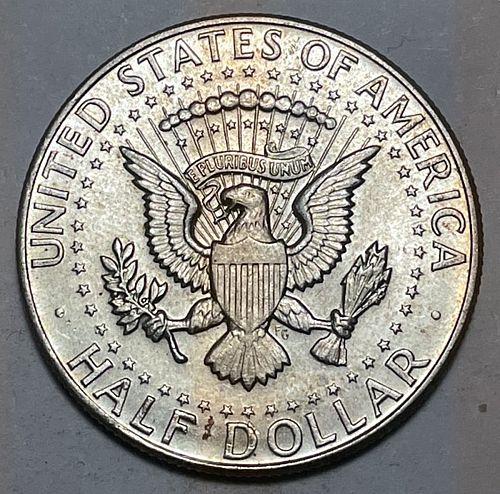 1964 Kennedy Half Dollars 31123