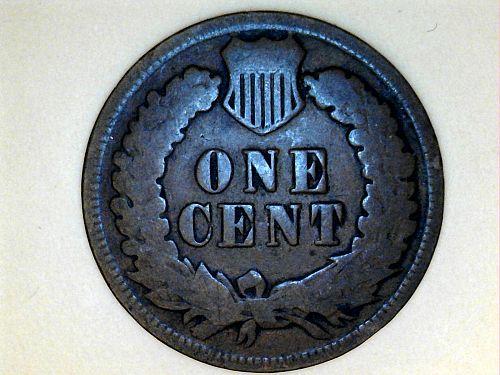 1902 Indian Head Cent---Good
