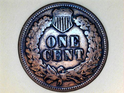1903 Indian Head Cent---VG Details, Cleaned (price dropped 8/19)
