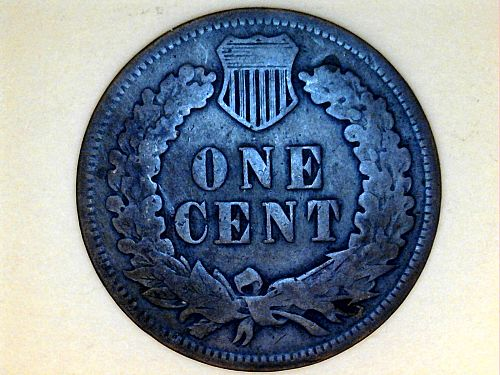 1905 Indian Head Cent---Very Good (price dropped 8/19)