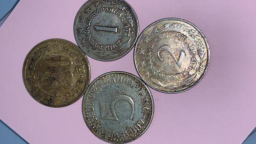1973-1974-1979-1983 Set Dinara