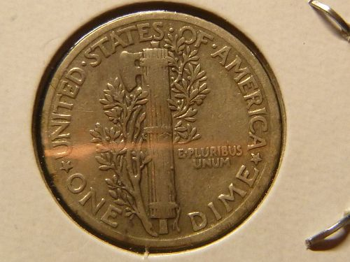 Dimes >> Mercury >> 1935-P