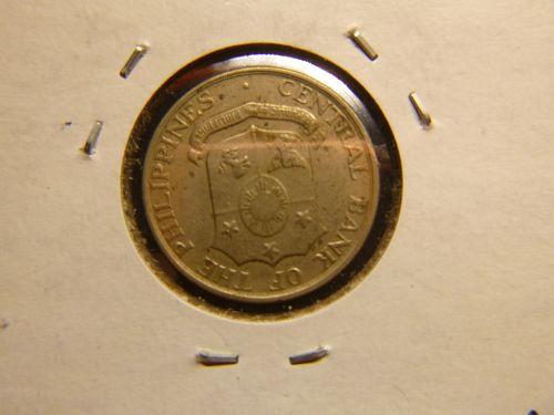 PHILLIPINES 1960 10 CENTAVOS