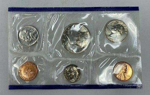 1990 United States Mint Uncirculated Coin Set